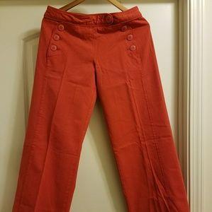 Anthropologie Cidra Pants